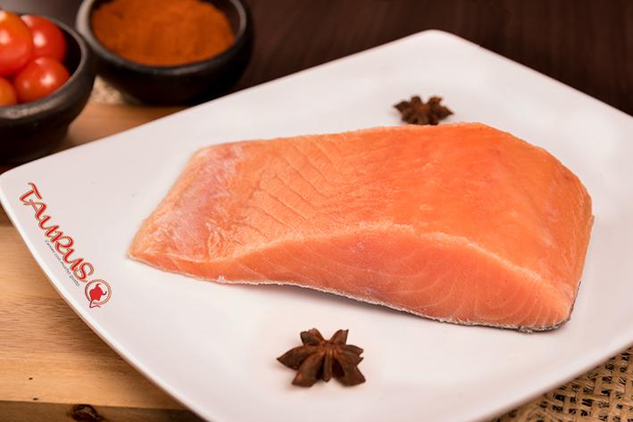 Salmon baja